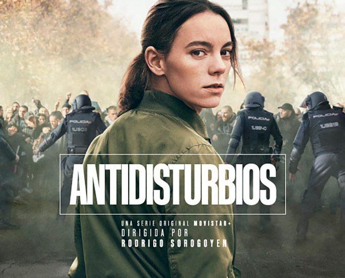 Antidisturvios serie Movistar Caballo Films
