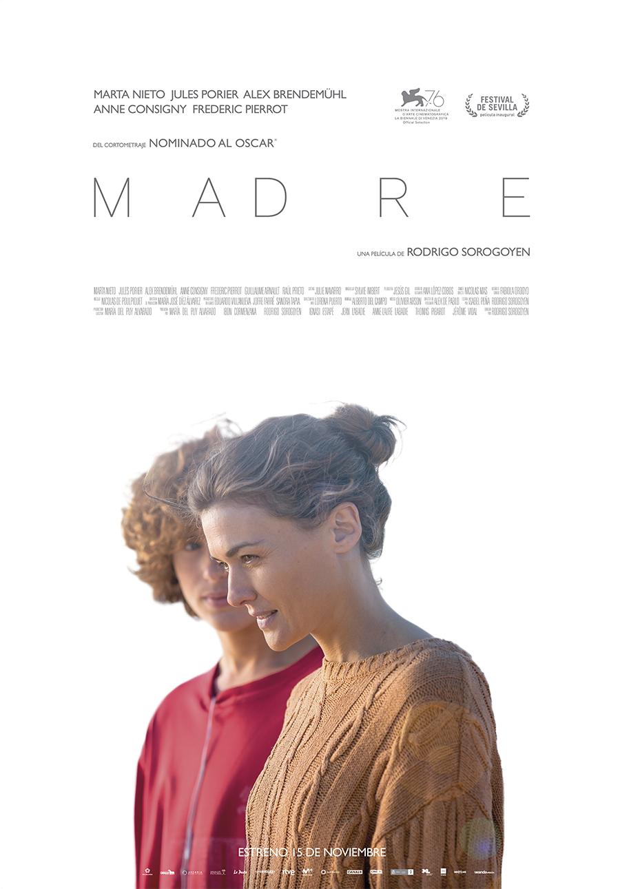 Madre, largometraje 2018 Caballo Films