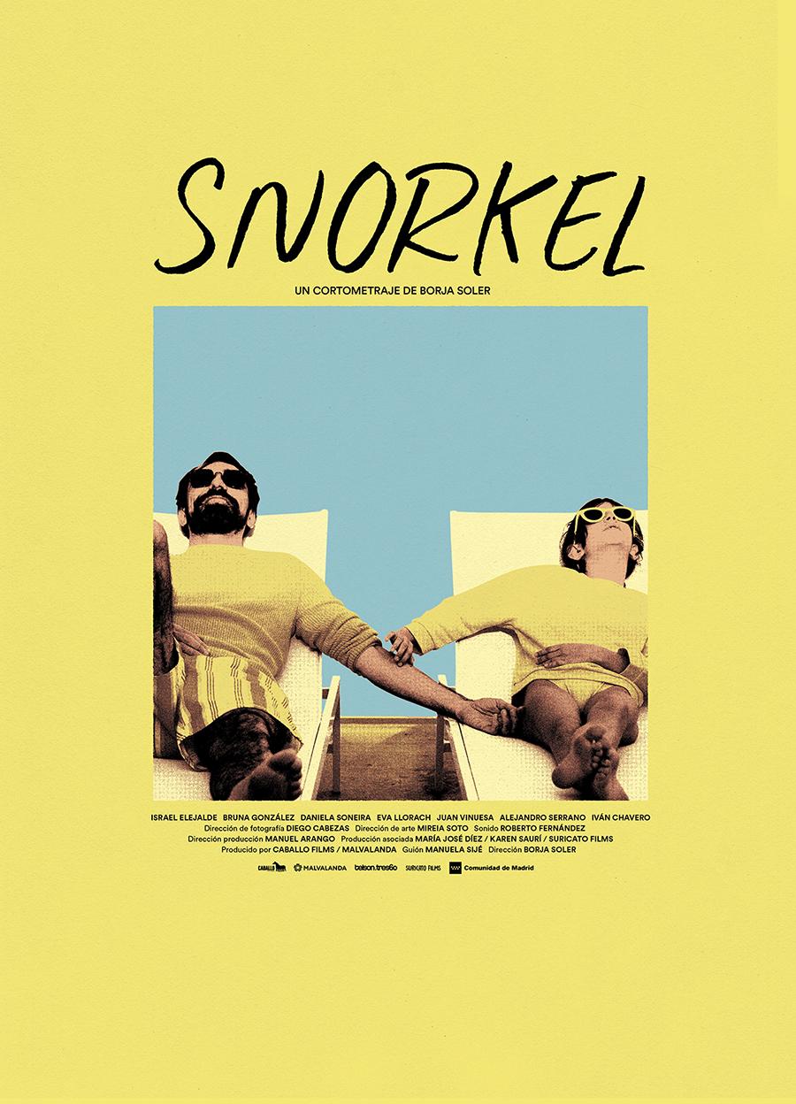 Snorkel, cortometraje de Borja Soler, Caballo Films